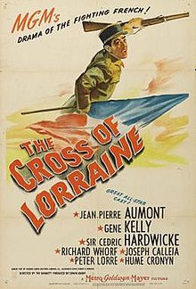 Poster of the movie The Cross of Lorraine.jpg