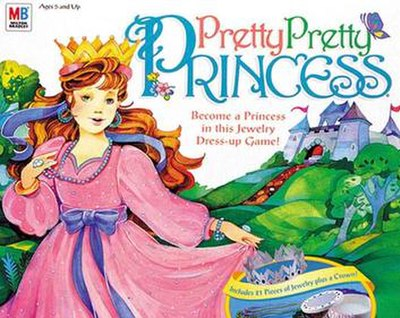 Picture of a game: Pretty Pretty Princess