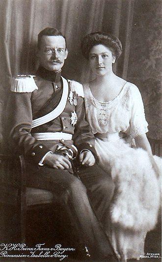 Prince Franz of Bavaria - Image: Princefranzof bavaria