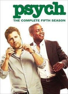 <i>Psych</i> (season 5)