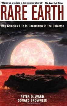 Rare Earth -- Why Complex Life Is Uncommon in the Universe.jpg