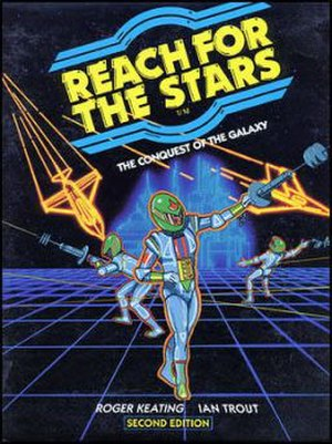 Reach for the Stars (video game) - Cover art