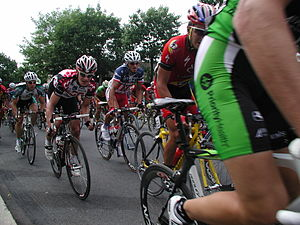 Reading Classic - An uphill struggle in the 2006 Reading Classic