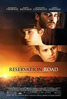Reservation Road movie