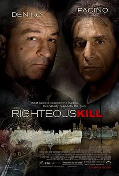 Picture of a movie: Righteous Kill