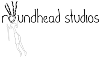 Roundhead Studios - The logo for Roundhead Studios.