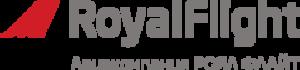 Royal Flight (airline) - Image: Royal Flight logo