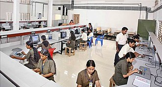 Sree Narayana Gurukulam College of Engineering - Microprocessor Lab