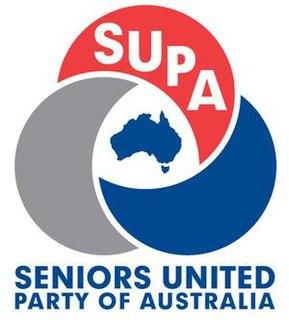 Seniors United Party of Australia