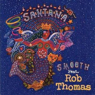 Santana featuring Rob Thomas — Smooth (studio acapella)