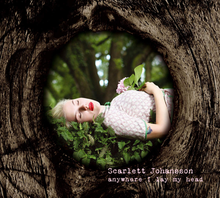 Scarlett Johansson Anywhere I Lay My Head album.