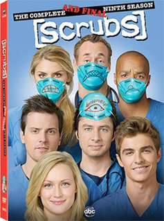 <i>Scrubs</i> (season 9) Season of television series