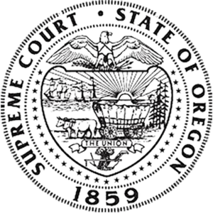 Oregon Supreme Court - Seal of the Supreme Court