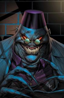 comic book character