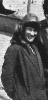 Sicele OBrien Irish pioneering pilot