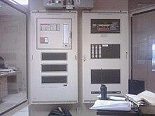 Fire alarm control panel - Wikipedia