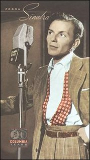 <i>The Best of the Columbia Years: 1943–1952</i> 1995 box set by Frank Sinatra