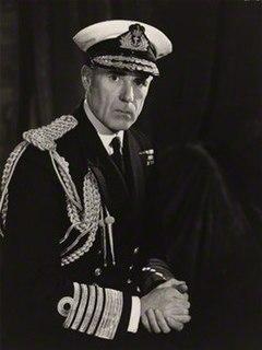 Caspar John Royal Navy admiral of the fleet