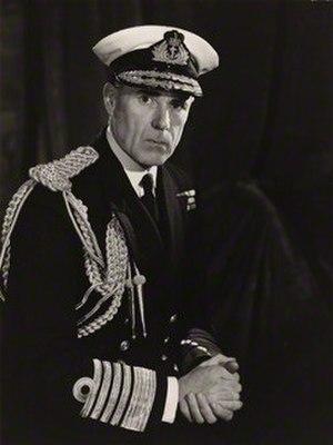 Caspar John - Admiral of the Fleet Sir Caspar John