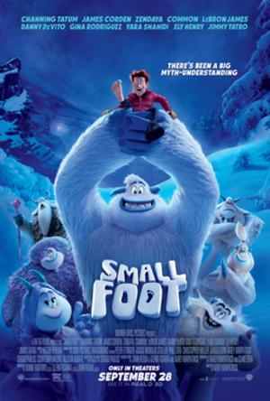 Smallfoot (film) - Teaser poster