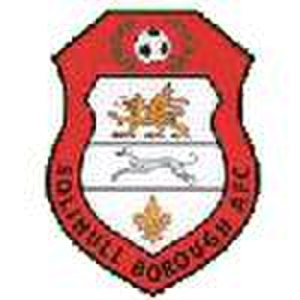 Solihull Borough F.C. - Official crest