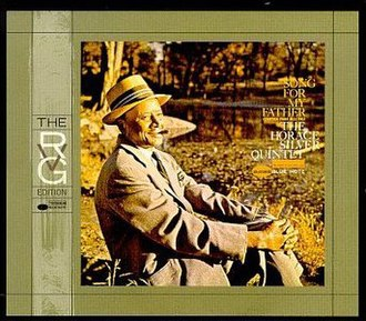 Song for My Father (album) - Image: Song for My Father (Horace Silver album cover art RVG edition)