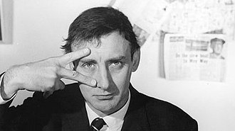 Spike Milligan - Spike Milligan during his prime years.