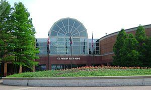 St. Peters City Hall