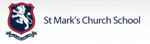 St Mark's Church School - Image: St Mark's Church School logo