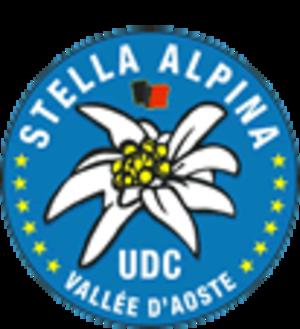 Edelweiss (Aosta Valley) - Image: Stella Alpina Logo