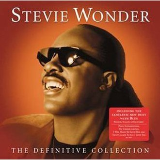 The Definitive Collection (Stevie Wonder album) - Image: Stevie 2003 Definitive