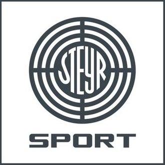 Steyr Sportwaffen GmbH - Image: Steyr Sportwaffen Gmb H logo