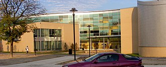 Morgan State University - New student union building