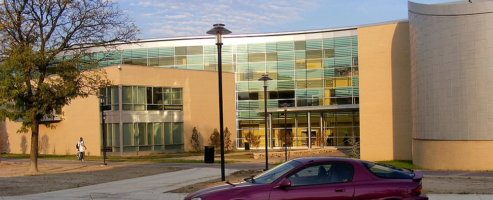Student Union, Morgan State University (16 10 2007)