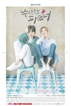 View Suspicious Partner (2017) TV Series poster on Ganool