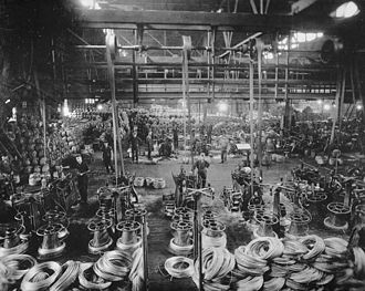 Dominion Steel and Coal Corporation - Sydney wire mill