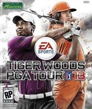 Tiger Woods PGA Tour 13 - Image: TWPGA13 Boxart