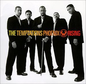 Phoenix Rising (The Temptations album) - Image: Tempts 1998 phoenix