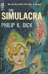 novel by Philip K. Dick