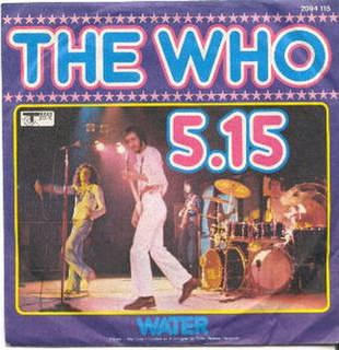 5:15 Song by The Who