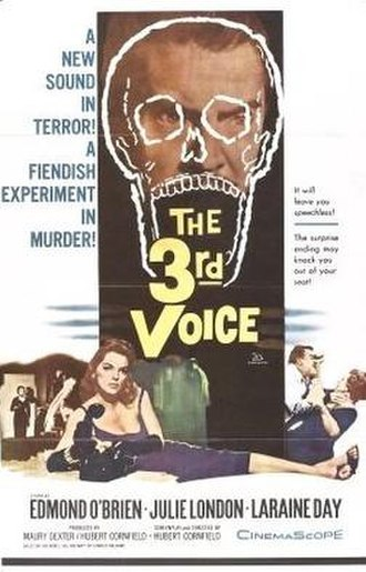 The 3rd Voice - Image: The 3rd Voice poster