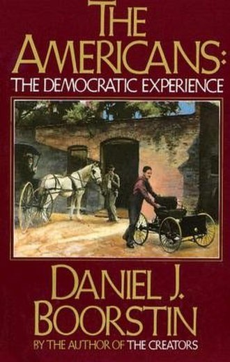 The Americans: The Democratic Experience - Image: The Americans Democratic Experience cover