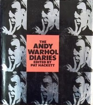 The Andy Warhol Diaries - Cover of the first edition