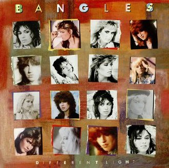 Different Light - Image: The Bangles Different Light