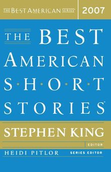 American Short Story Anthologies: Books