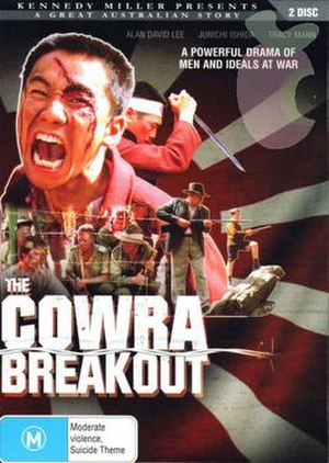 The Cowra Breakout (miniseries) - Image: The Cowra Breakout (miniseries)