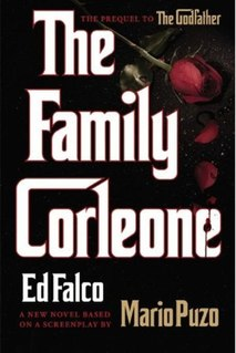 <i>The Family Corleone</i> novel by Edward Falco