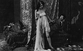 <i>The Girl from Acker Street</i> 1920 film