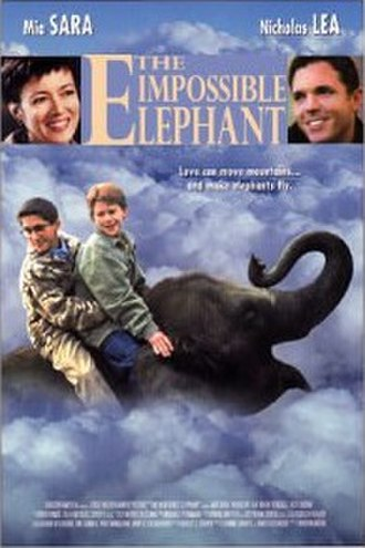 The Impossible Elephant - Theatrical release poster