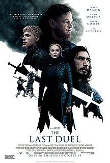 <i>The Last Duel</i> (2021 film) 2021 film by Ridley Scott
